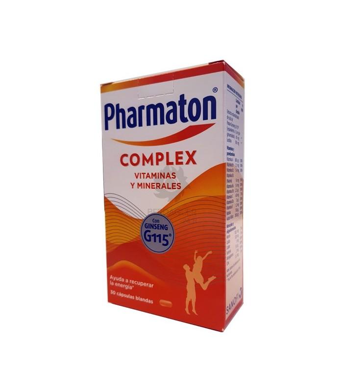 Pharmaton Complex Capsulas 30 Capsulas