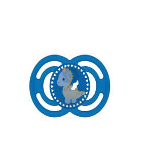 Chupete Silicona Mam Perfect + 6 M Azul
