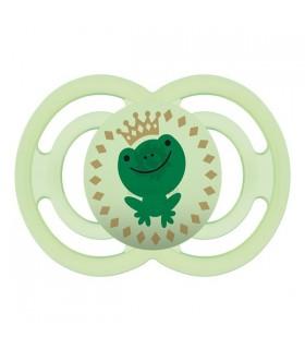 Chupete Silicona Mam Perfect + 6 M Verde