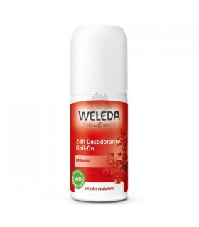 Weleda Granada 24 H Desodorante Roll On 50 Ml