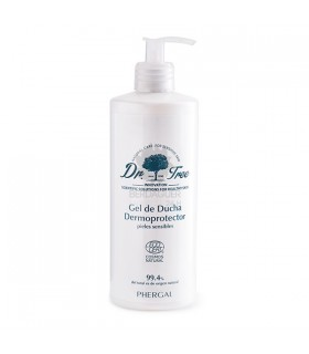 Dr. Tree Gel De Ducha Pieles Sensibles 500 Ml