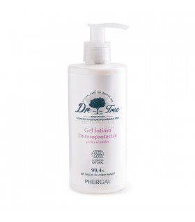 Dr. Tree Gel Intimo Pieles Sensibles 300 Ml