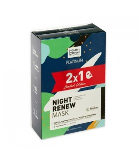 Martiderm Night Renew Mask 5 Unidades Promoción 2x1
