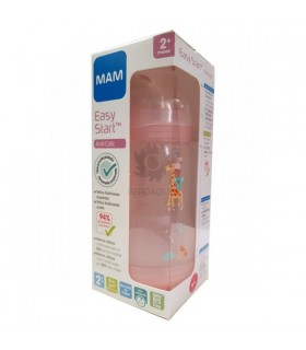 Biberon Anticolico Mam Anticolic Easy Start 260 Ml Rosa
