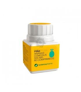 Piña Botanicapharma 500 Mg 60 Comprimidos