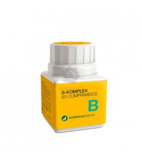 B Komplex Botanicapharma 500 Mg 60 Comprimidos