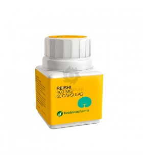 Botanicapharma  Reishi 400 Mg 60 Capsulas