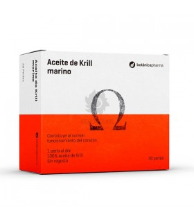 Aceite De Krill Marino Bensana 30 Perlas