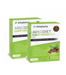 Arko Cafe Verde 800 30+30 Capsulas