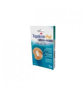 Aposito Esteril Tegaderm Pad 5 X 7 Cm
