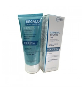 Keracnyl Control Crema 30 ML + Gel Limpiador 100 ML