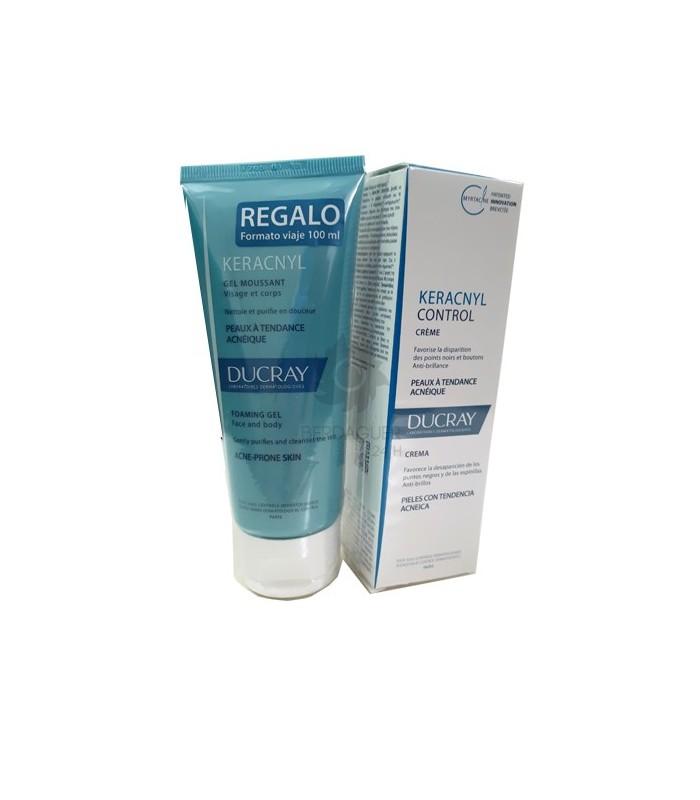 Keracnyl Control Crema 30 ML + Gel Limpiador 100 ML