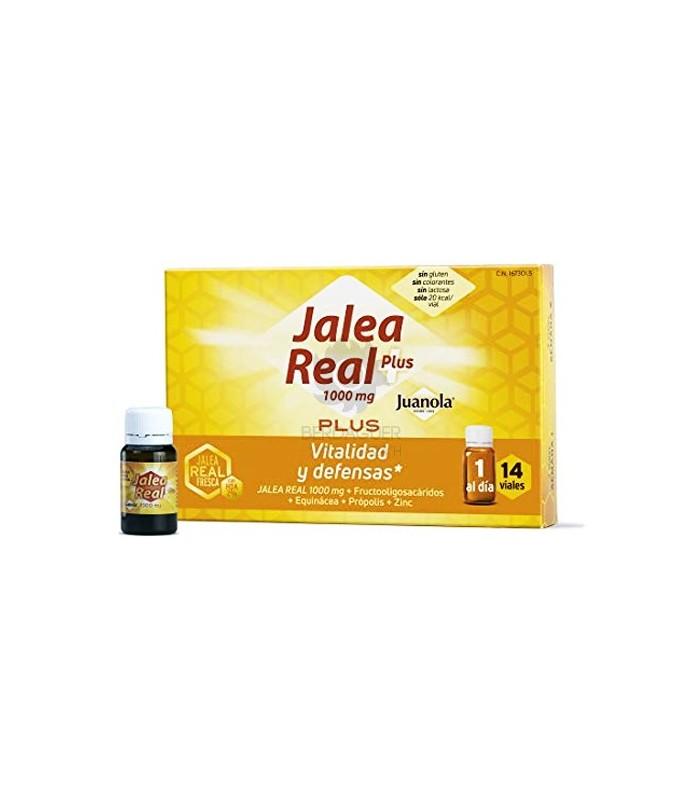 Juanola Jalea Real Plus Vitalidad y Defensas 14 Viales