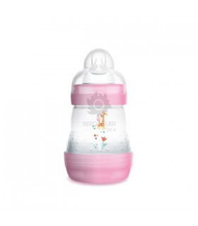 Mam Anticolic Easy Start 320 Ml Rosa 4M+