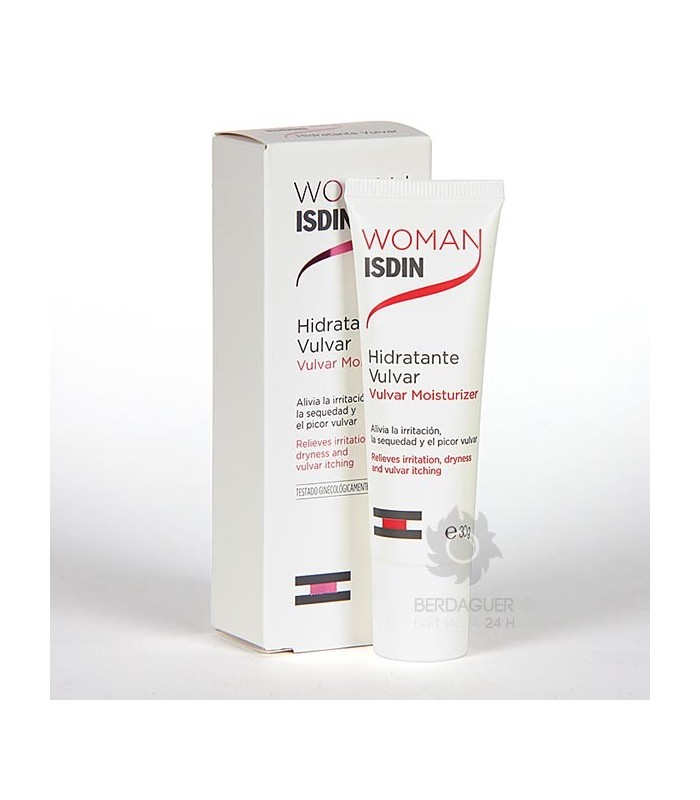 Woman Isdin Hidratante Vulvar 30 G