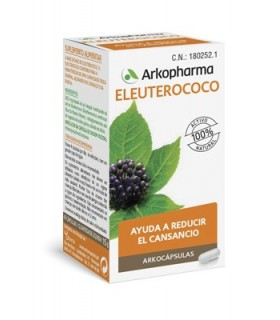 Arkopharma Eleuterecoco 45 Cápsulas