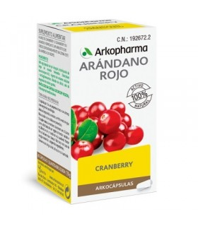 Arkopharma Arándono rojo 45 Cápsulas