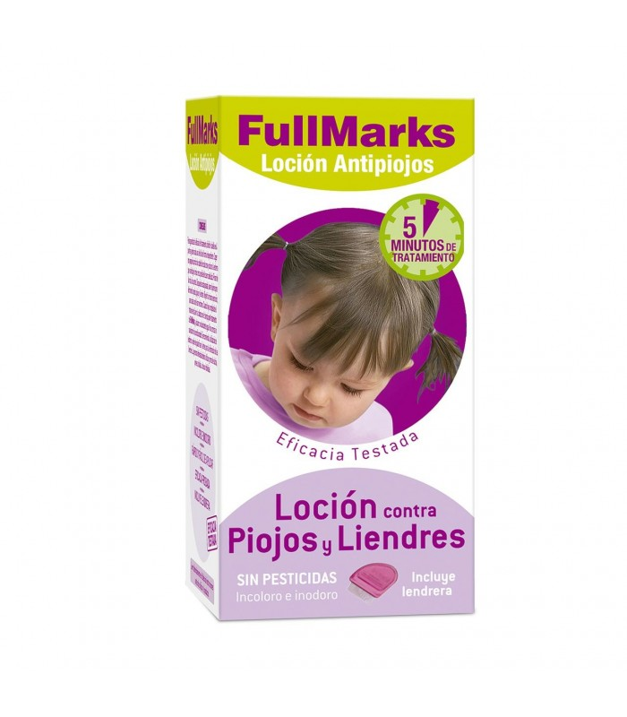 Full Marks Sol 100 Ml Antipiojos