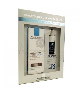 La Roche Posay Pack Hydraphase Intense Ligera 50 Ml + Hyalu B5 Serum De Regalo