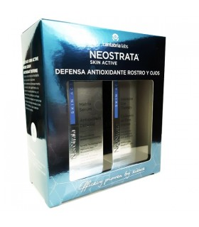 Neostrata Pack Matrix Serum 30 Ml + Contorno De Ojos Intenso 15 G