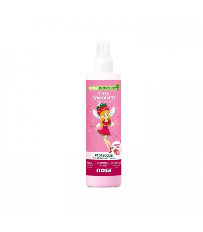 Nosa Árbol del Té Spray Triple Acción Fresa 250 ml