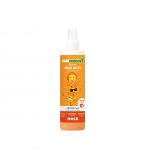 Nosa Spray Árbol del Té Triple Acción Melocotón 250 ml
