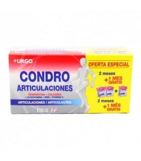 Urgo Condro Articulaciones Pack 2 meses+ 1 mes Gratis 180 Comprimidos
