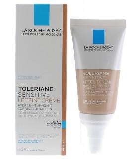 La Roche Posay Toleriane Sensitive Le Teint Crema Tono Medio 50 ml