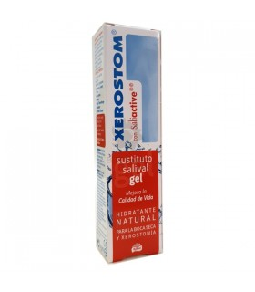 Xerostom Gel Sustitutivo Salival 25 Ml