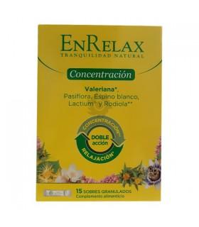 Enrelax Concentracion 15 Sticks