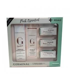 Germinal Pack Essential Hidraplus + Contorno de Ojos + Regalo de 3 tratamientos