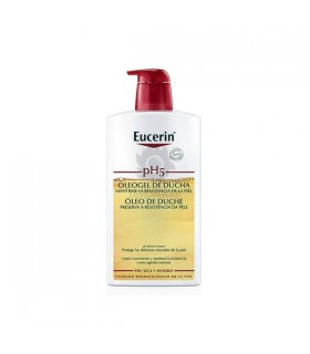 Eucerin Oleogel de Ducha Piel Sensible pH5 1L