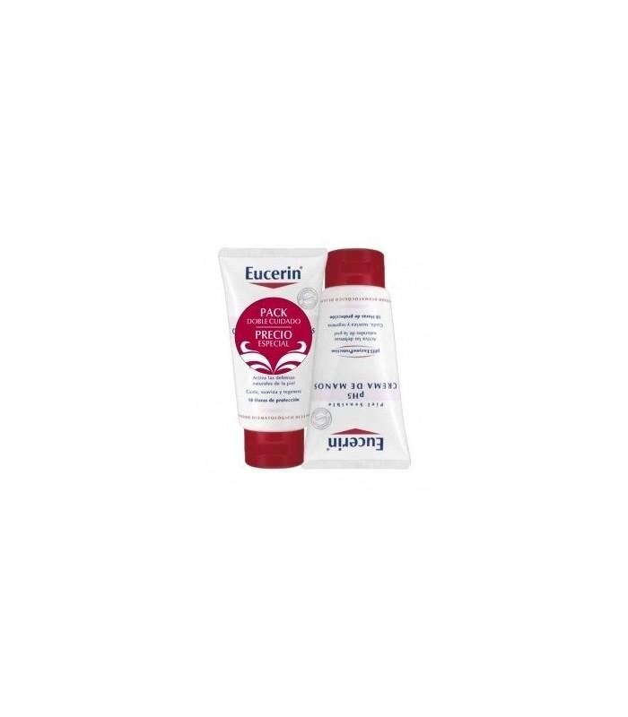 Eucerin pH5 Crema Manos Duplo 2×75 ML