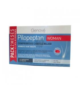 Genove Pilopeptan Woman 30 + 30 Comp Pack 2 Meses 2º Mes 50 % Dto.