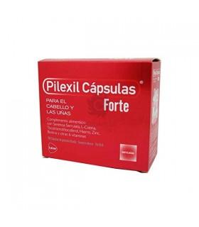 Lacer Pilexil Forte Cabello y Uñas 100 Capsulas