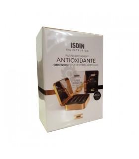 Isdinceutics Rutina Dia Y Noche Antiox Flavo-C Ultraglican 10 Amp+Flavo-C Melatonin 10 Amp+Estuche