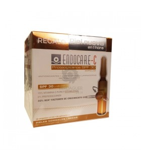 Endocare C Proteoglicanos SPF30 30 Amp 2 ML +Regalo Tto Piel Nueva 1 Hora