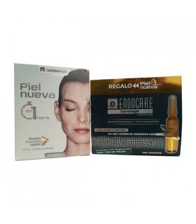 Endocare Tensage 20 Ampollas 2 ML + Procotolo piel nueva en 1 hora GRATIS