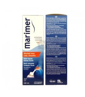 Marimer Agua De Mar Hipertonica Spray 100 Ml