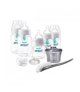 Avent Phi Bottle Lactancia Set De Recien Nacido Natural