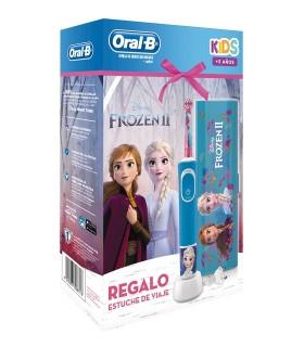 Oral B Cepillo Eléctrico Frozen 2 + Estuche de Regalo