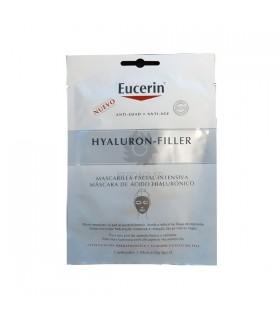 Eucerin Hyaluron Filler Mascarilla Facial Intensiva De ÁCido HialurÓNico 1 Unidad