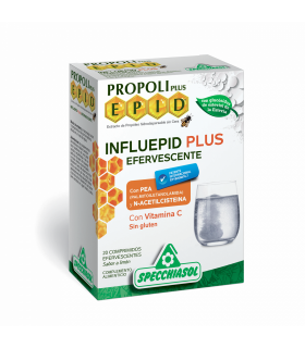 Propoli Plus Influepid 20 Comp Efervescentes