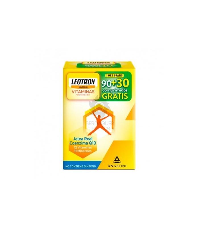 Leotron Vitaminas 90 Comprimidos + 30 Gratis