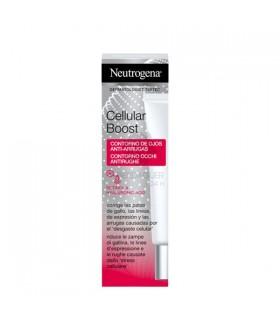 Neutrogena Cellular Boost Contorno De Ojos Anti-Arrugas 15 Ml