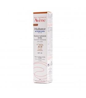 Avene Hydrance BB Emulsión Ligera Hidratante SPF30 con color 40 ml