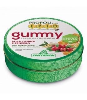 Specchiasol Gummy Caramelos Goma Rosa Canina E Zenzero 40 G