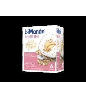 Bimanan beSLIM Crema Yogur con Cereales 6 Sobres