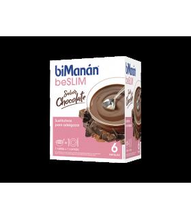 Bimanan Natillas Chocolate 260 G 5 Unidades