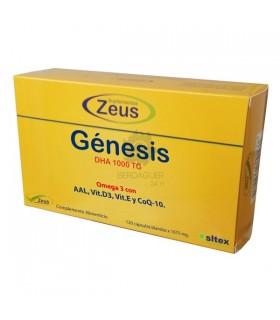 Zeus Genesis Dha 1000 Tg 120 Capsulas